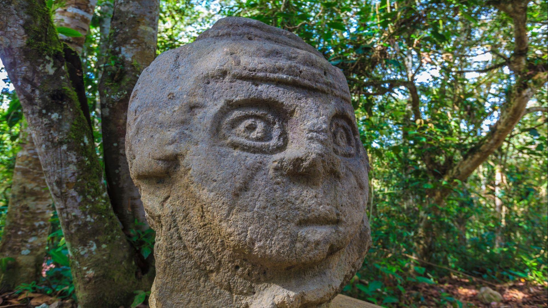 Kolumbien / Bogota, San Agustin, Tierradentro, Popayan, Cartagena: 10 Tage Erlebnisreise - Das präkolumbianisches Kulturerbe