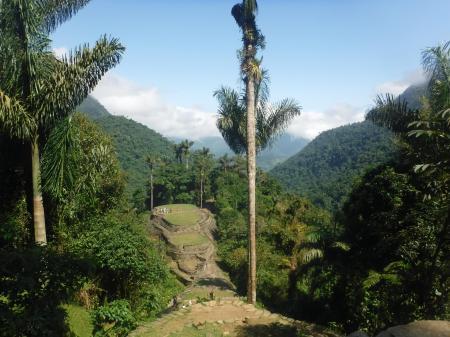 Entdecken Sie die kulturell bedeutende Ciudad Perdida auf einer Trekkingtour in Kolumbien