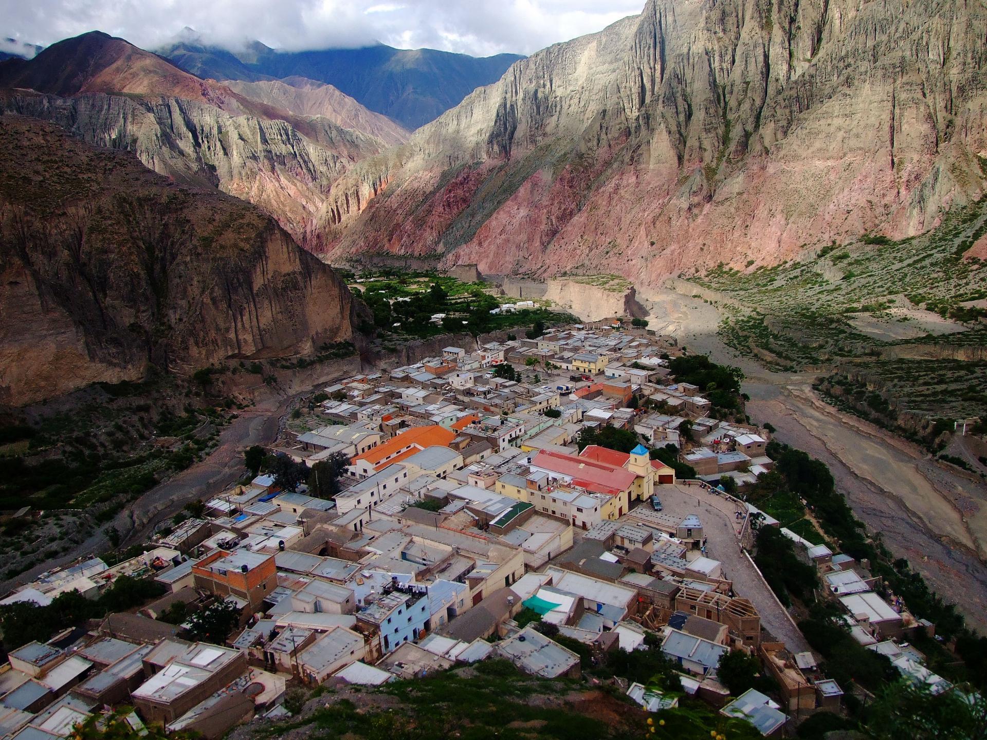 Erleben Sie die Umgebung Saltas auf einer Argentinien Rundreise mit uns