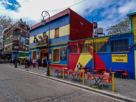 Erleben Sie die kontrastreiche Hauptstadt Buenos Aires auf einer Argentinien Rundreise