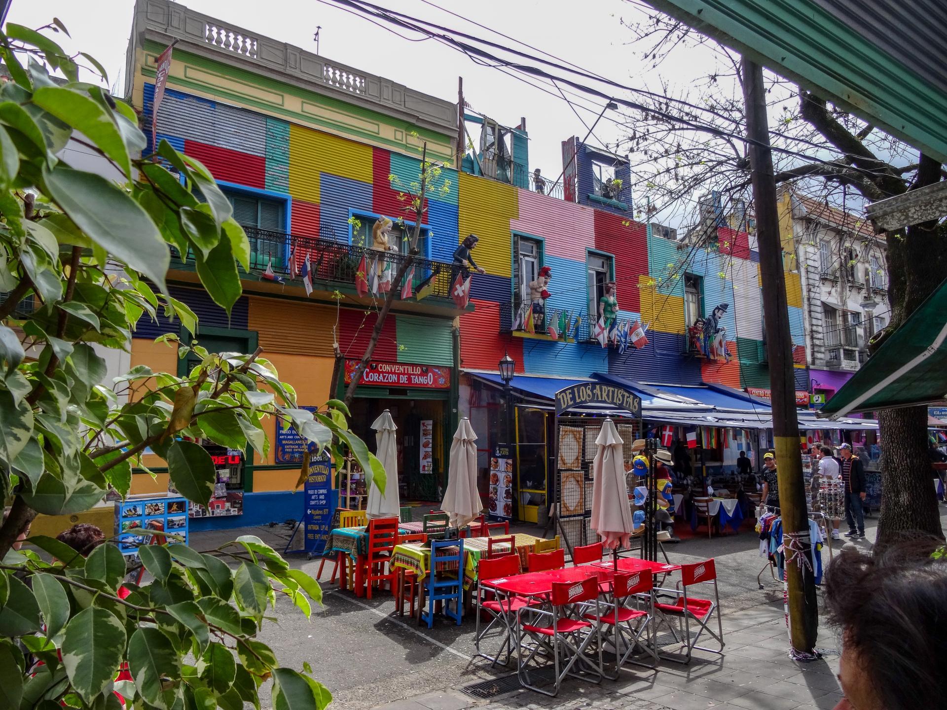 Entdecken Sie die Hauptstadt Argentiniens Buenos Aires auf einer Rundreise mit uns