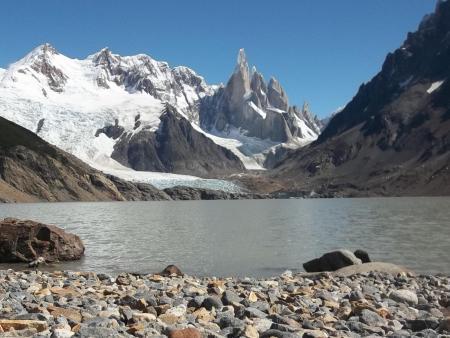 Besuchen Sie die Laguna Torre auf einer Reise durch Patagonien in Argentinien