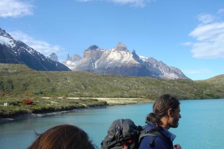 Unternehmen Sie eine Ausflug in den Paine Nationalpark in Patagonien