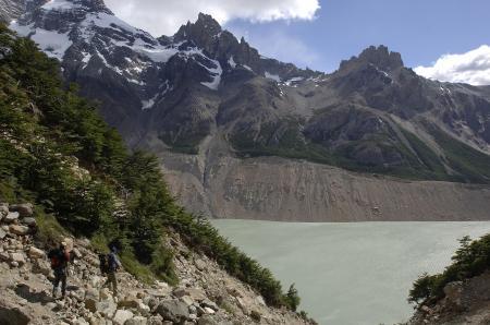 Erkunden Sie die Laguna Torre auf einer Reise nach Patagonien in Südamerika