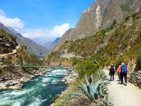 Unternehmen Sie eine Trekkingtour mit uns durch Peru bis nach Machu Picchu