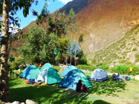 Erleben Sie eine abenteuerliche Trekkingtour bis nach Machu Picchu in Peru