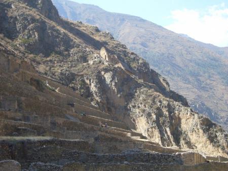 Im Heiligen Tal der Inka erwarten Sie viele Bauten längst vergessener Kulturen