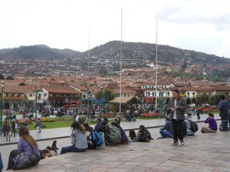 Entdecken Sie Cusco auf einer Stadttour während Ihrer Reise durch PEru