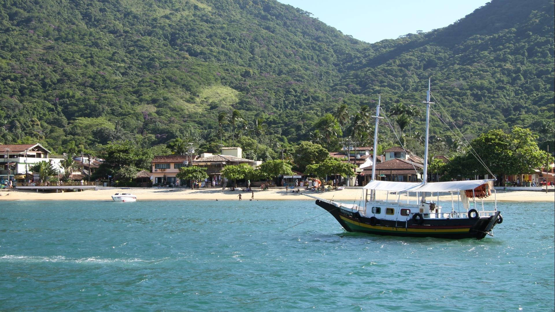 Brasilien Rio de Janeiro: 4 Tage Reisebaustein -  Ilha Grande naturnah erleben