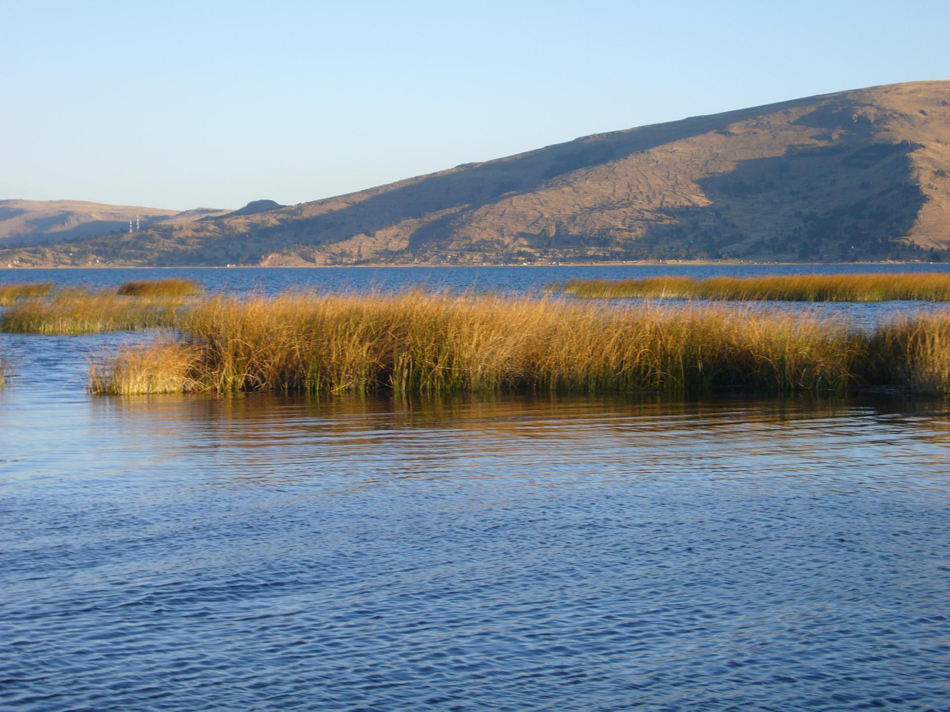 Verbringen Sie wundervolle Tage am Titicaca See in Peru