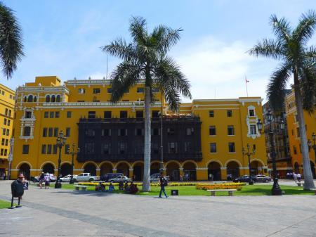 Begeben Sie sich auf einer Stadtführung durch Lima und entdecken Sie die peruanische Hauptstadt