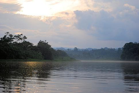 Ecuador Rundreise Regenwald Yacuma Lagune