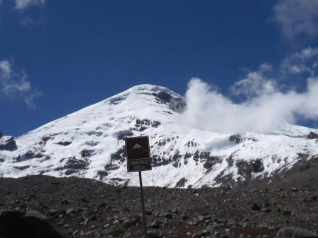 Besteigen Sie einen der höchsten Vulkane Ecuadors, den Chimborazo