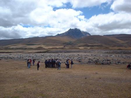 Wandern Sie mit uns auf einer Rundreise durch das ecuadorianische Andenhochland