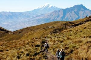 Reise Ecuador Trekking