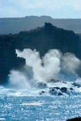 Der Pazifik bei einer Ecuador Reise auf Galapagos