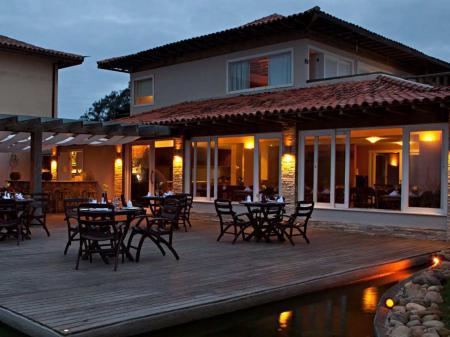 Hotel Villa Rasa Marina Restaurant-Terrasse