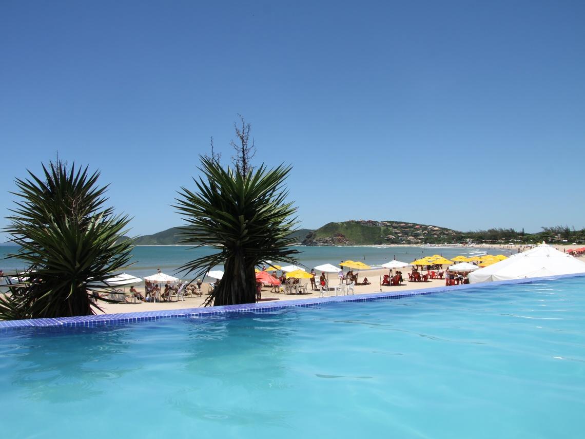 Brasilien Buzios Hotel Chez Pitu Praia Standard Hotel