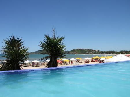 Hotel Chez Pitu Praia Pool