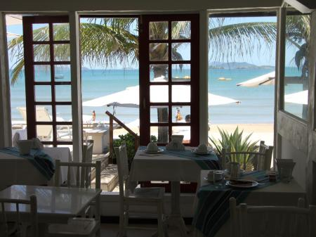 Hotel Chez Pitu Praia Restaurant