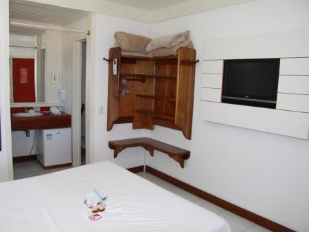 Hotel Chez Pitu Praia Zimmerbeispiel