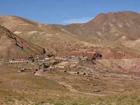 Reisen Sie in die Bergregion Boliviens und besichtigen Sie die Minen Potosis