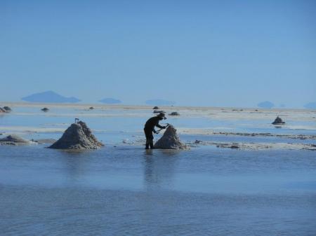 Entdecken Sie die Lebensweise der Bevölkerung um den Salar de Uyuni herum auf einer Bolivien Reise