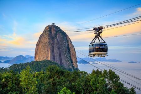 Entdecken Sie die schöne Küstenstadt Rio de Janeiro auf Ihrer Südamerika Reise