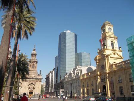 Erleben Sie die schöne chilenische Hauptstadt Santiago de Chile auf einer Rundreise