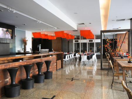 Hotel Mercure Brasilia Lider Bar und Restaurant