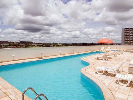 Hotel Mercure Brasilia Lider Pool