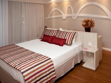 Hotel Mercure Brasilia Lider Zimmerbeispiel