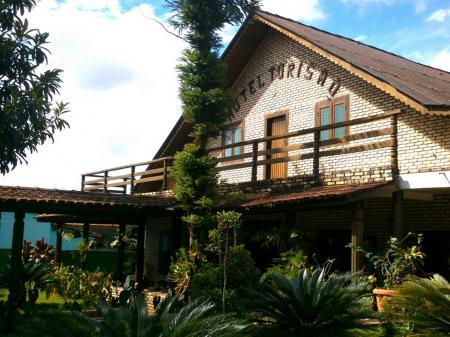 Hotel Turismo Außenansicht