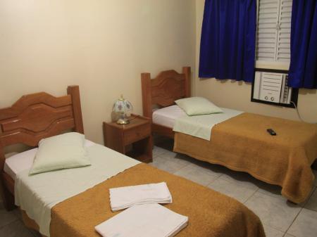 Hotel Turismo Doppelzimmer