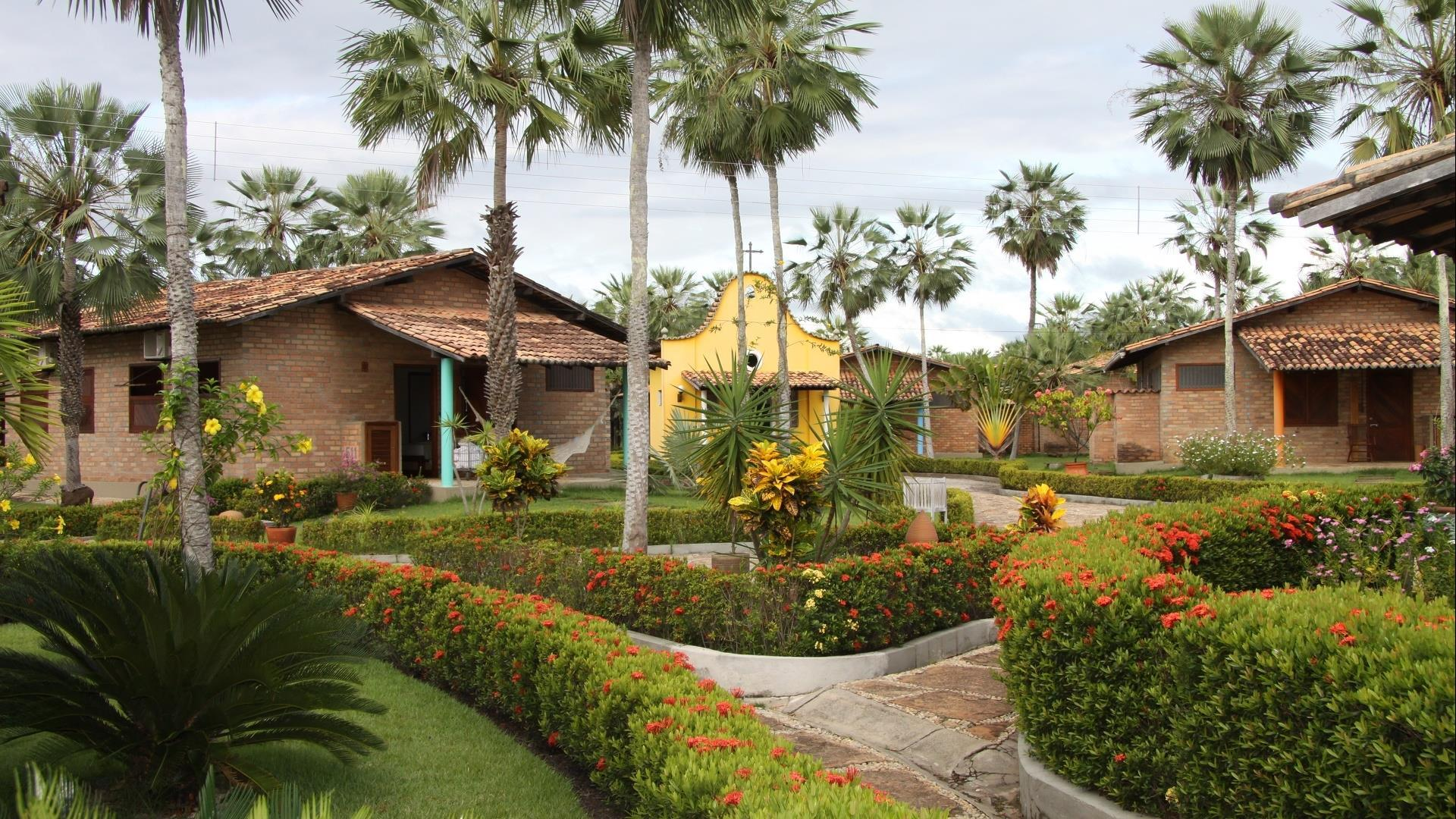 Brasilien Lencois Maranhenses: Superior Hotel - Hotel Porto Preguicas Resort