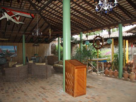 Hotel Porto Preguicas Resort Aufenthaltsbereich