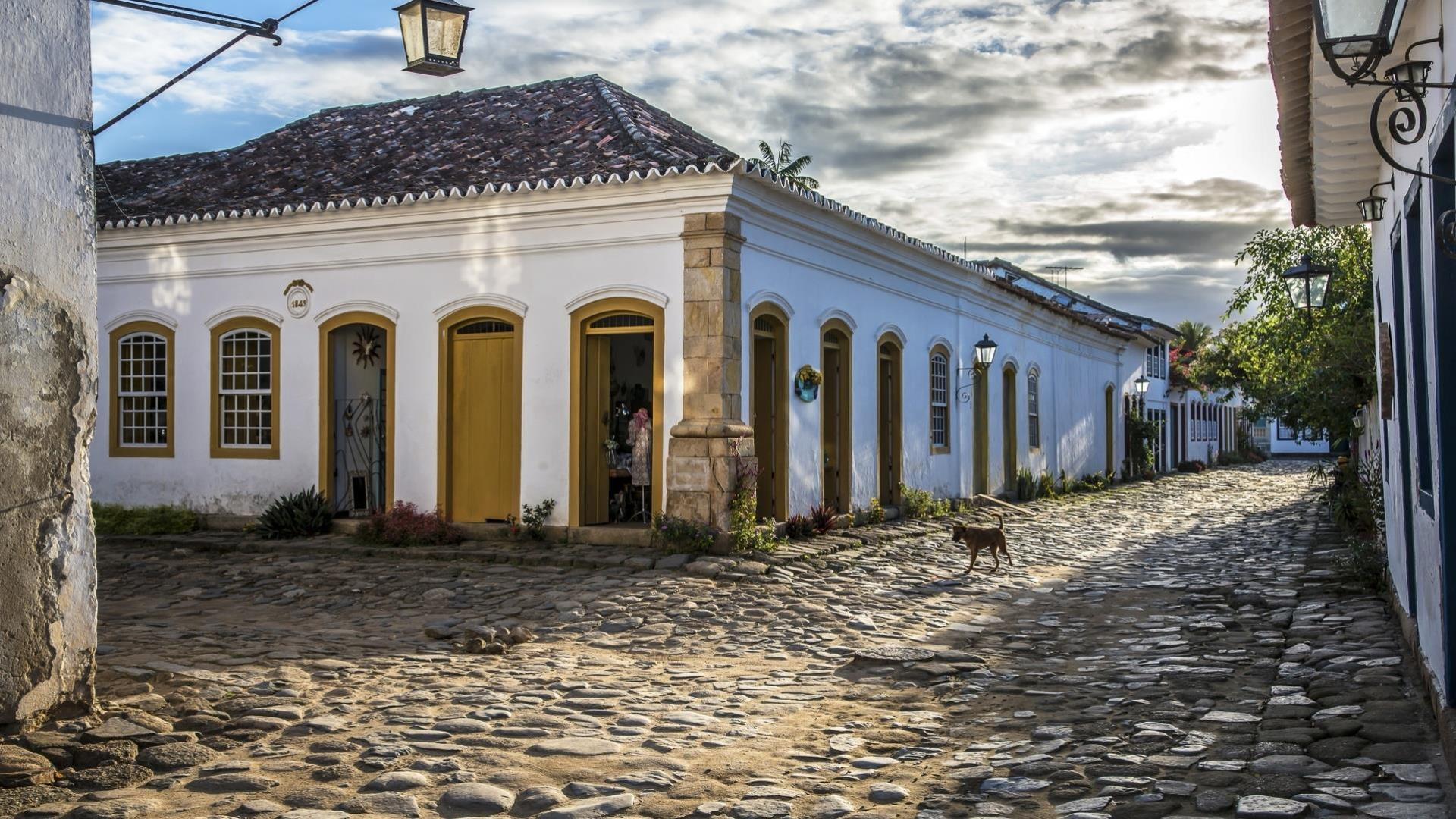 Brasilien Rio de Janeiro: 4 Tage Reisebaustein - Paraty naturnah erleben