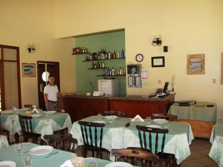 Pousada do Buriti Restaurant und Bar