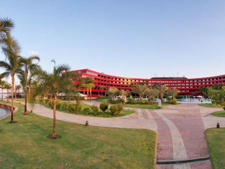 Hotel Royal Tulip Brasilia Alvorada Außenansicht