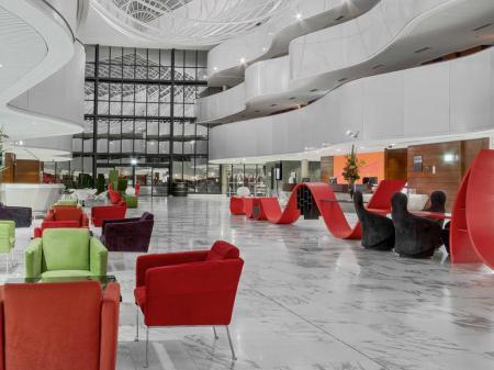 Hotel Royal Tulip Brasilia Alvorada Lobby