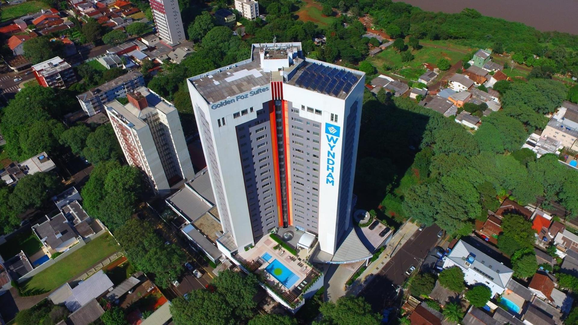 Brasilien Foz do Iguacu: Superior Hotel - Hotel Wyndham Golden Foz Suites