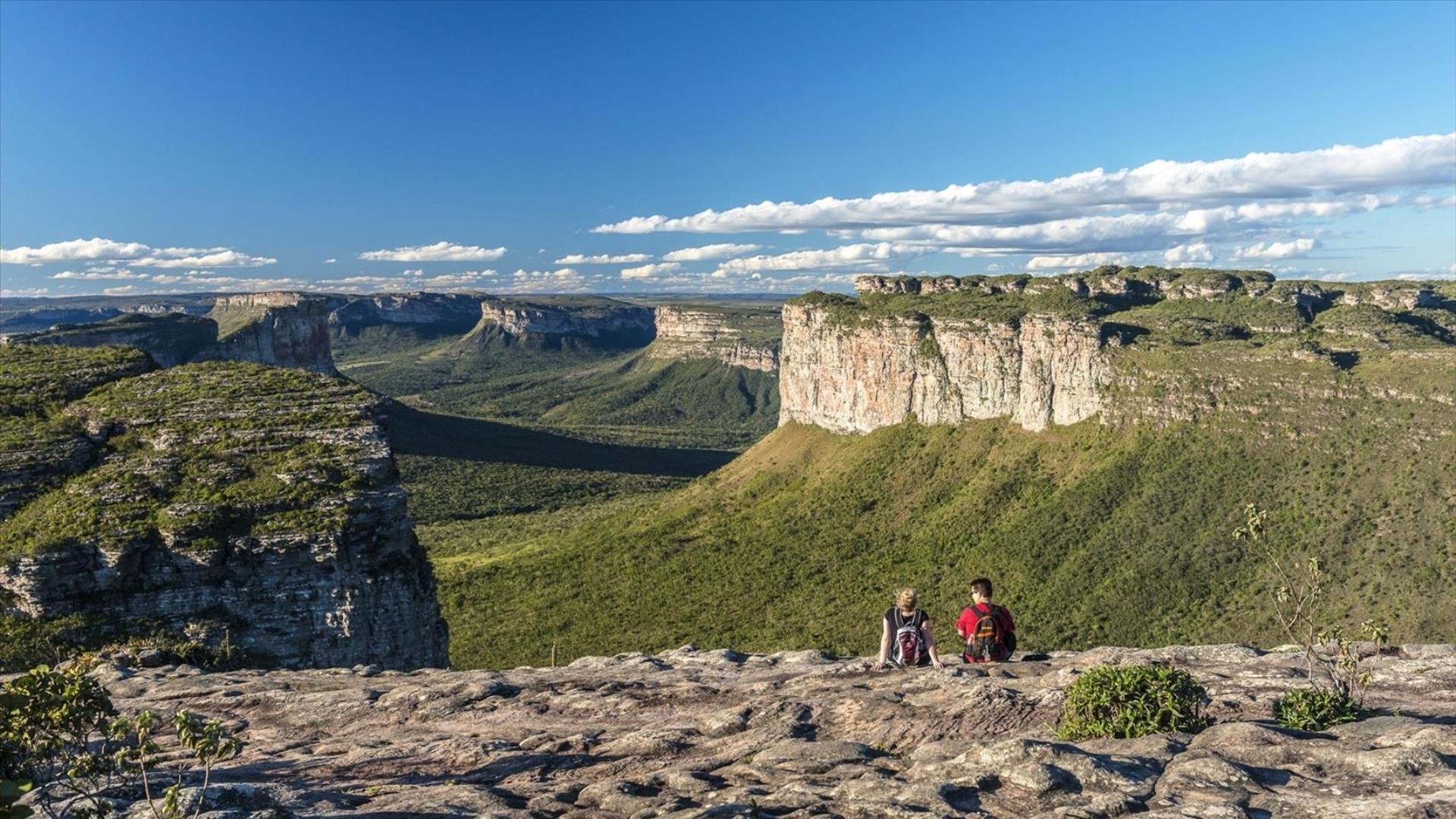 Brasilien | Salvador, Chapada Diamantina, Dendeküste, Imbassai: 13 Tage Aktivreise - Wanderparadies Brasilien