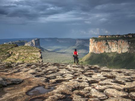 Canyonlandschaft der Chapada Diamantina