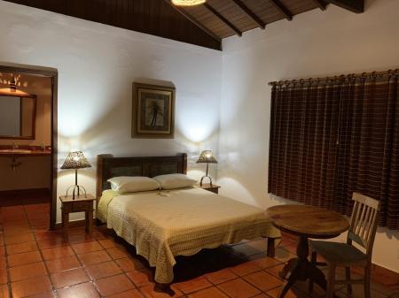 Zimmer in der Pousada Xaraés im Süd-Pantanal