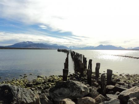 Entdecken Sie Puerto Natales auf einer Trekkingreise durch Patagonien in Argentinien und Chile