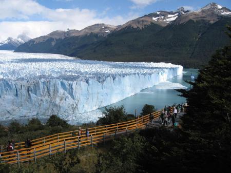 Entdecken Sie den berühmten Gletscher Perito Moreno auf einer Argentinien Rundreise in Patagonien