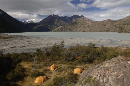Entdecken Sie die Umgebung des Ortes El Chalten in Patagonien