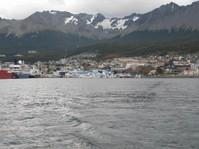 Ausblick auf Ushuaia auf einer Argentinien Patagonien Rundreise