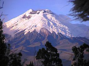 Ecuardor Rundreise Cotopaxi Vulkan