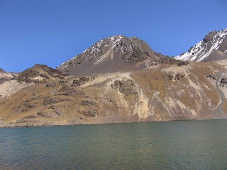 Auf einer Trekkingtour durch Bolivien wandern Sie durch die Cordillera Real